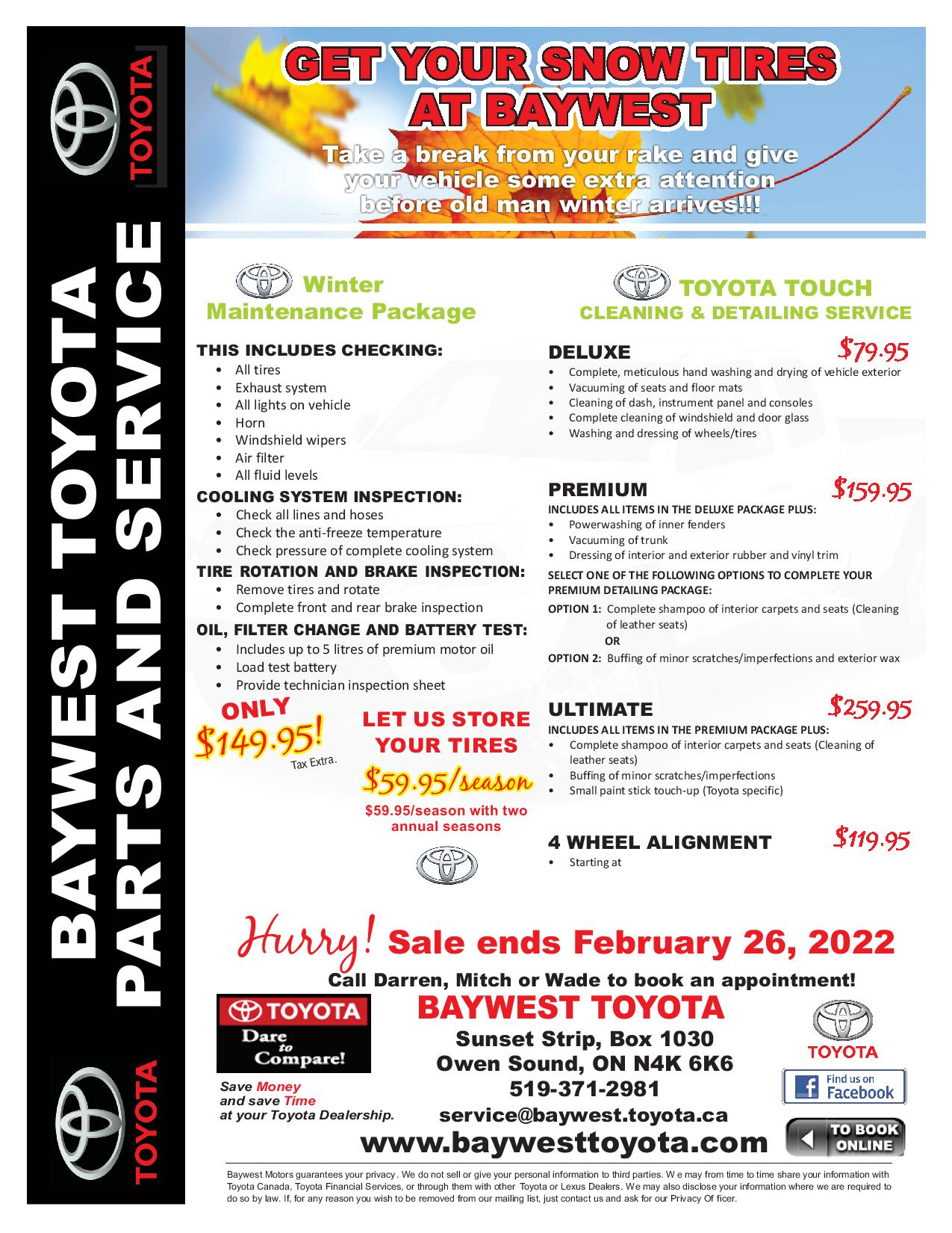 Baywest Toyota 2021 Fall Flyer proof v2-page-001